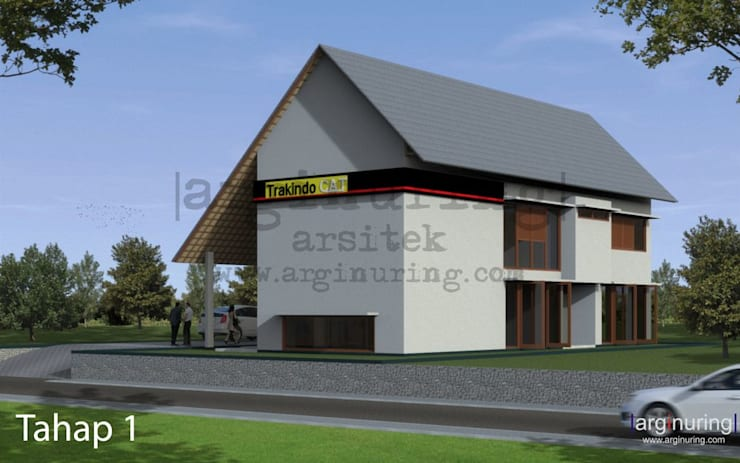 Tahap 1:   by Arginuring Arsitek
