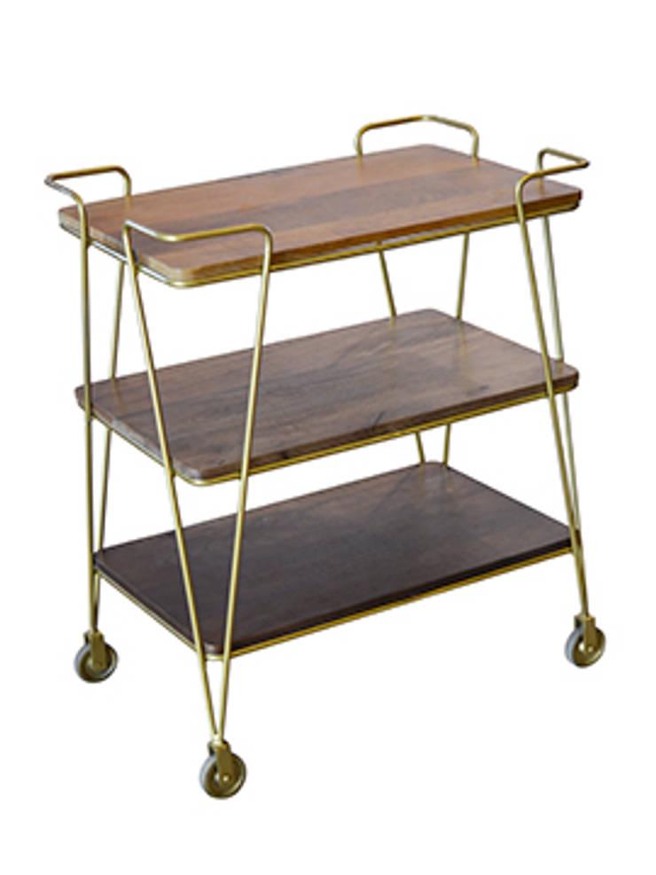 von Dezaro ~ Decor and Furniture Tropisch Metall