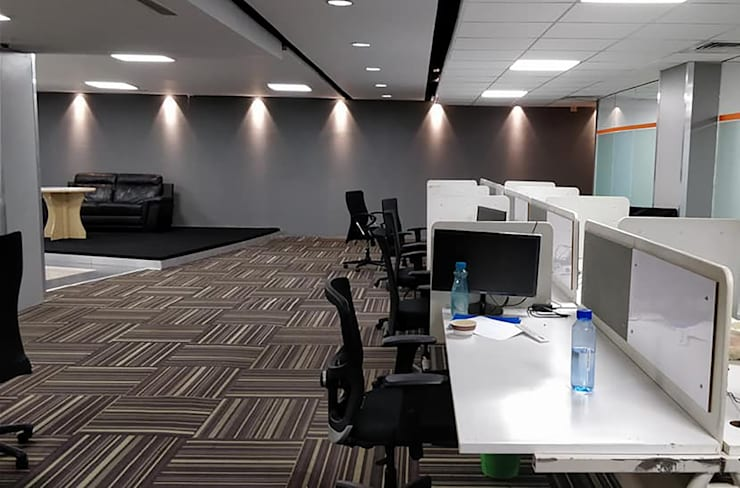 Best Office Interior Designers in Bangalore | Scale Inch:  Commercial Spaces by Scale Inch Pvt. Ltd.