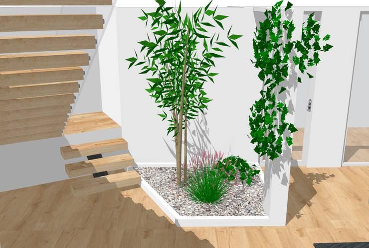 Jardines de invierno de estilo  de ORCHIDS LOFT,