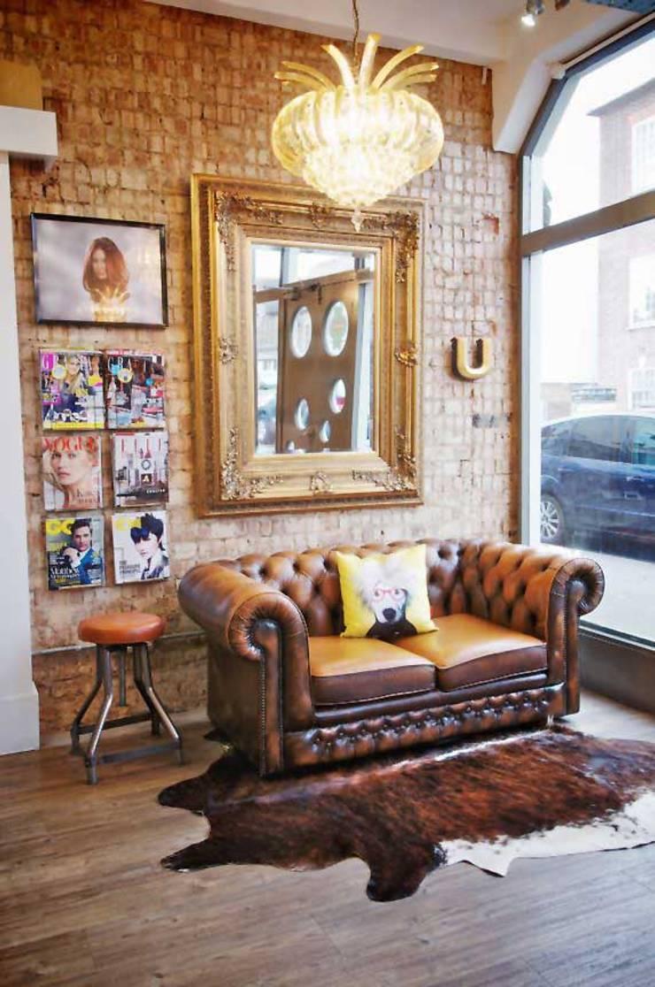 Urban Edge Hair Salon By Tara Cremer Designs | Homify