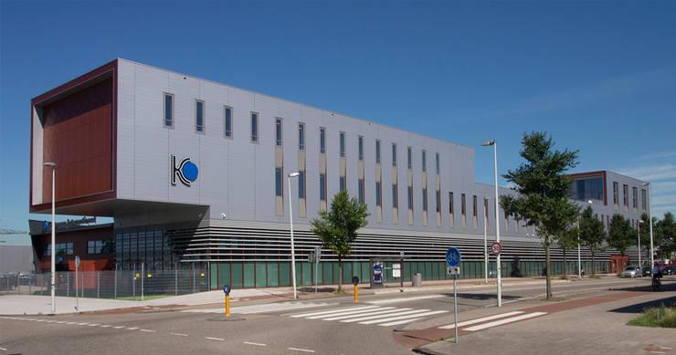 Hoofdkantoor Koopman International:  Kantoor- & winkelruimten door TEKTON architekten, Modern