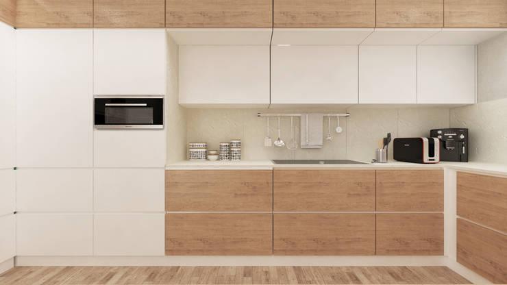 CASA CC: Cucina in stile  di De Vivo Home Design