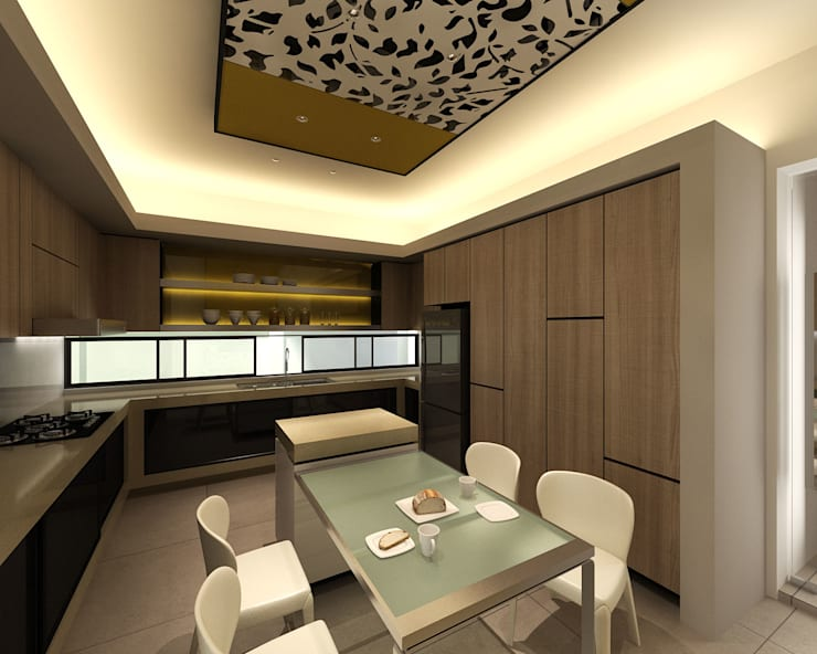 Lake Hill Villas:   by inDfinity Design (M) SDN BHD
