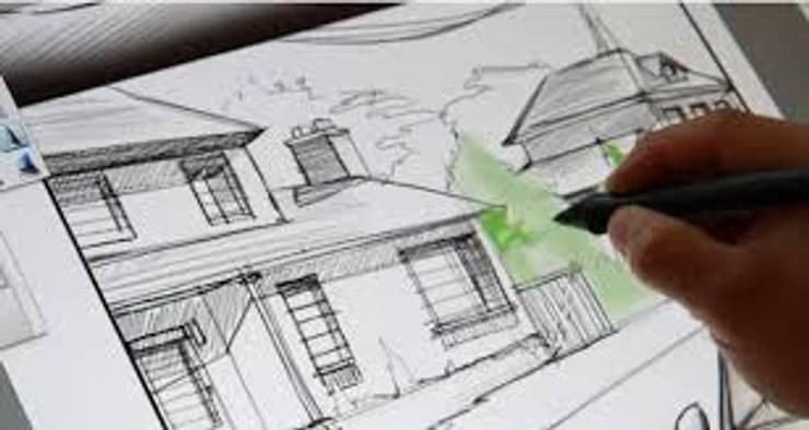 LEVANTAMIENTOS ARQUITECTÓNICOS.: Casas de estilo  por ARQUICASAS ARQUITECTURA SOSTENIBLE