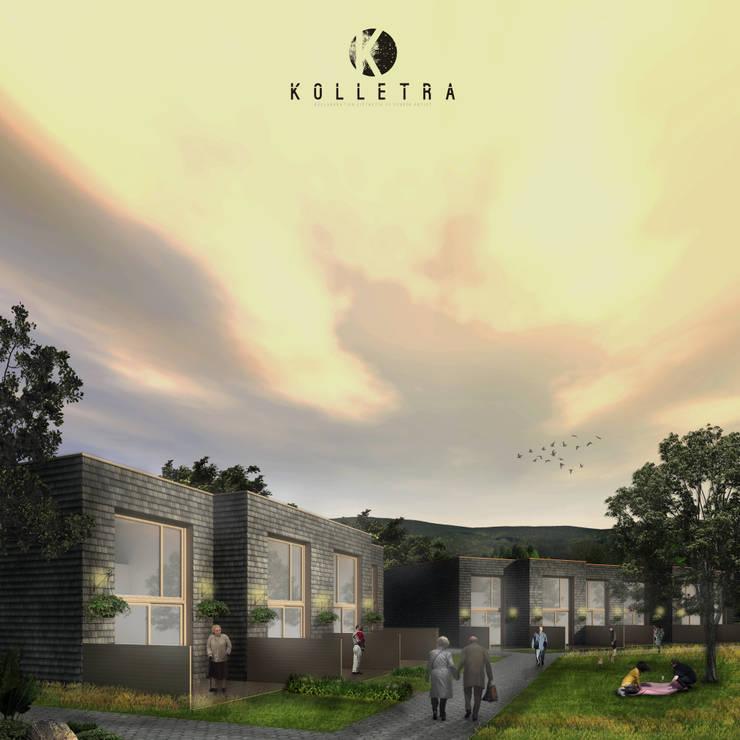 Elder Housing:  Villa by Kolletra Visual Studio