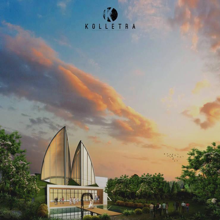 Wedding Hall Bintaro:   by Kolletra Visual Studio