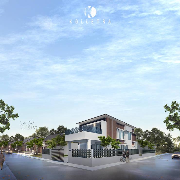 AH House:   by Kolletra Visual Studio