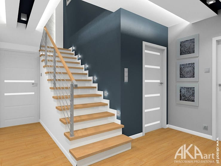 Stairs by AKAart Pracownia Projektowa