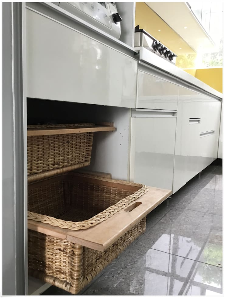 Kitchen units by U and I Designs