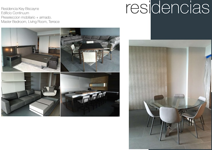 Diseño Interior: Hogar de estilo  por MARIAMOURATOGLOU