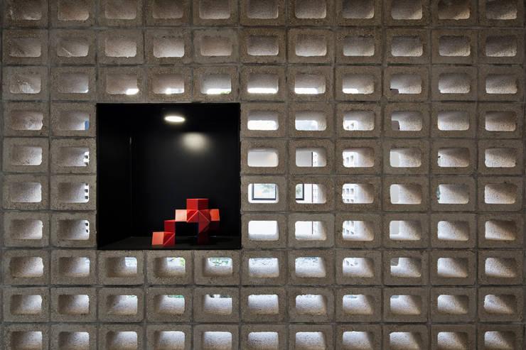 Walls by P11 ARQUITECTOS