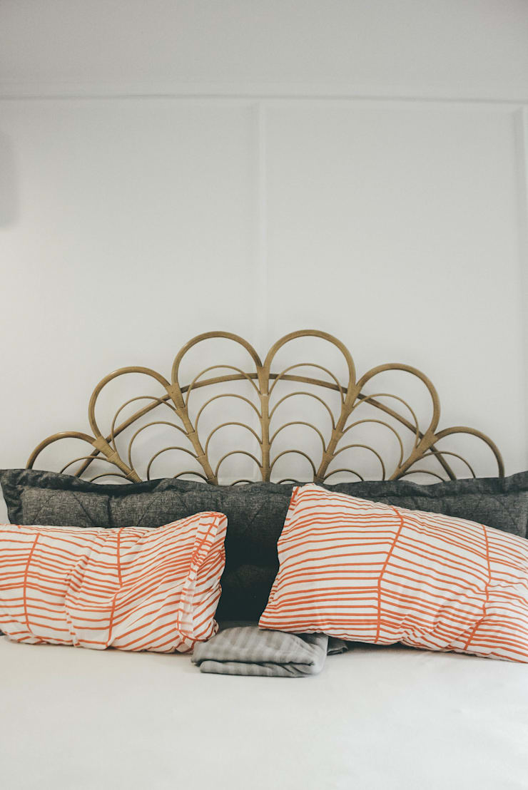 Haba house:  Kamar Tidur by Dendy dan darman studio