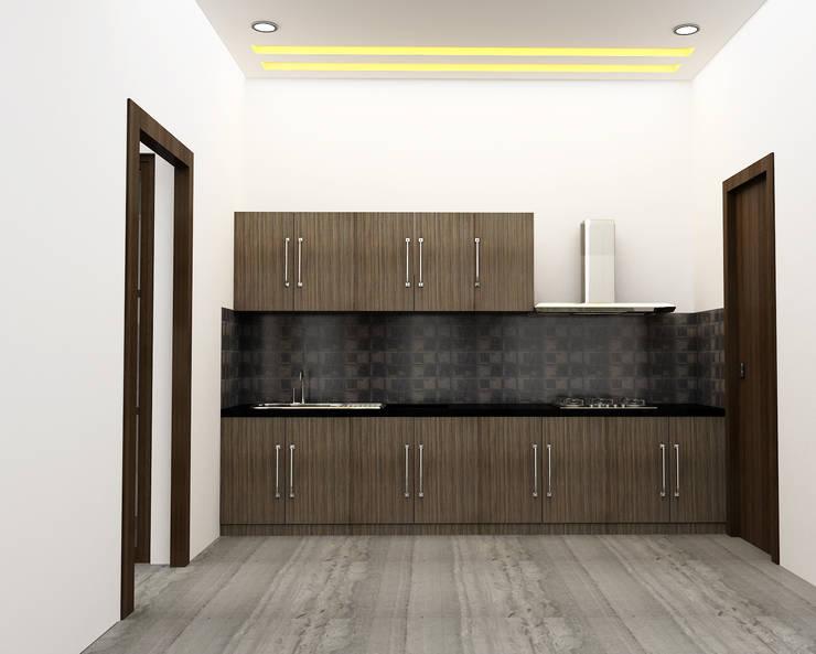 Residential: modern Kitchen by Designism