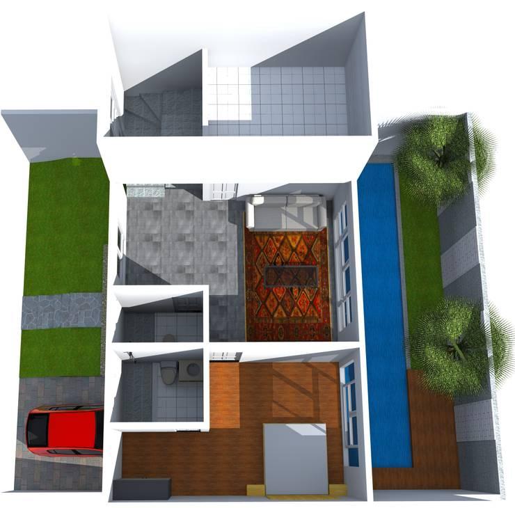 Denah Lantai 3:   by SMarchdesign12