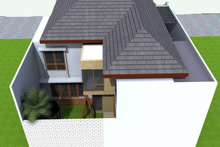 Tampak atas:   by SMarchdesign12