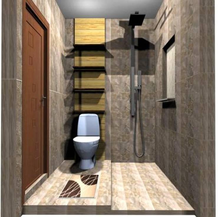 Kamar Mandi Sharing:   by SMarchdesign12