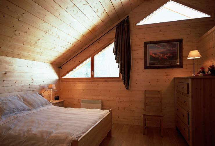 Bedroom by VillaBio