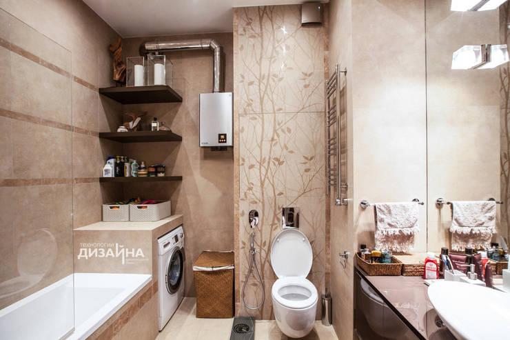 Bathroom by Технологии дизайна, Modern