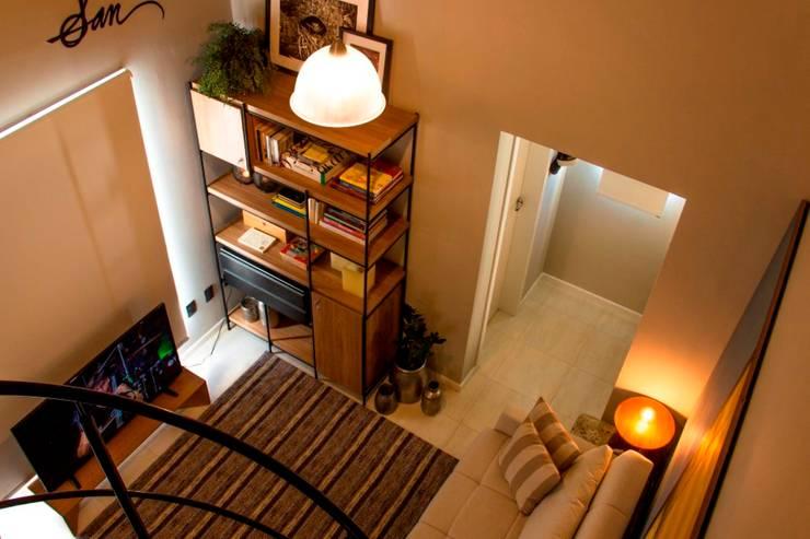 Phòng khách theo ArchDesign STUDIO, Hiện đại