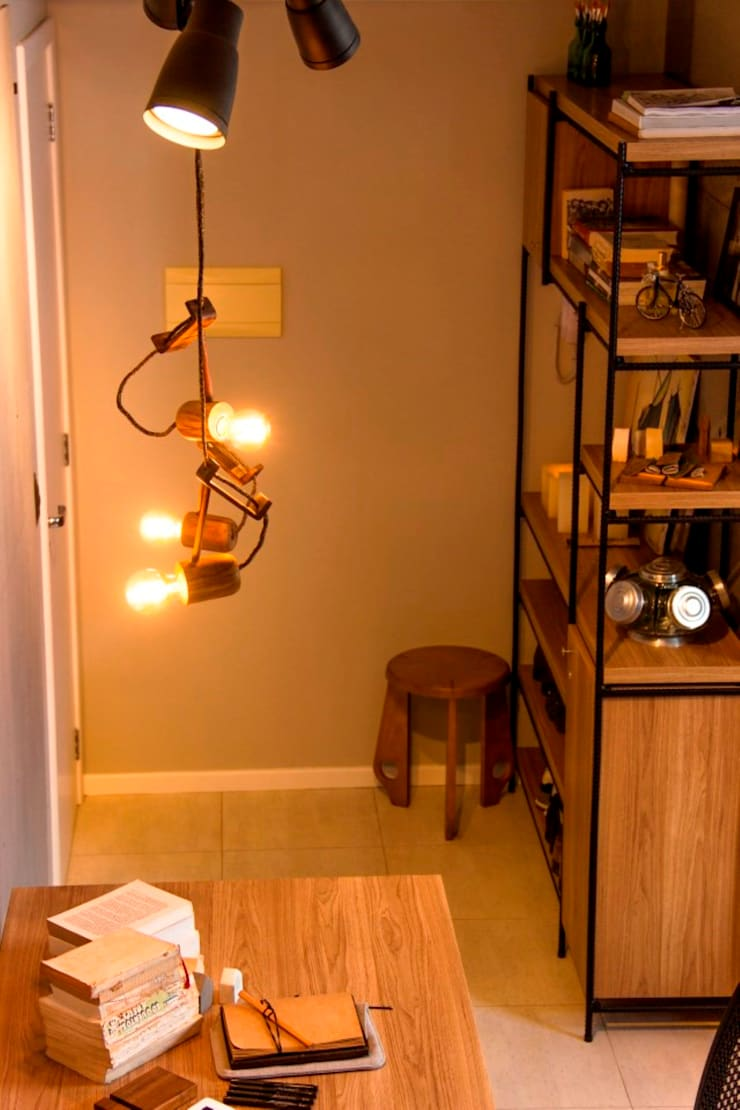 ห้องนั่งเล่น โดย ArchDesign STUDIO, โมเดิร์น