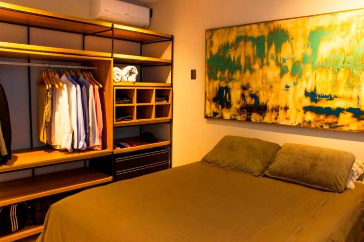 Phòng ngủ theo ArchDesign STUDIO, Hiện đại