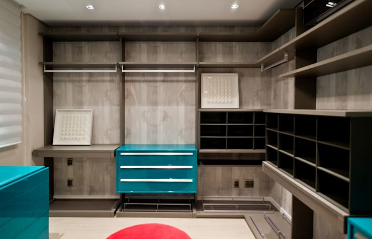 Dressing room by ArchDesign STUDIO, Modern