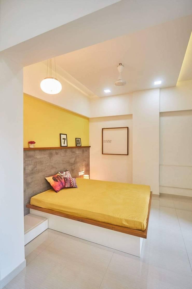 residential interior:  Bedroom by Nova Interiors,Modern