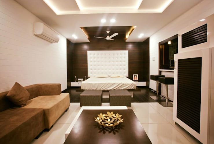 projects 1 :  Bedroom by COLORDREAMS