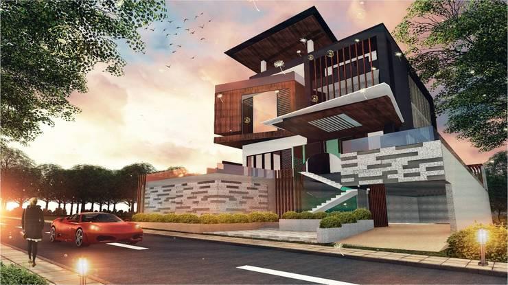 JALAN DAMAI JAYA 3:   by Arkitek Axis