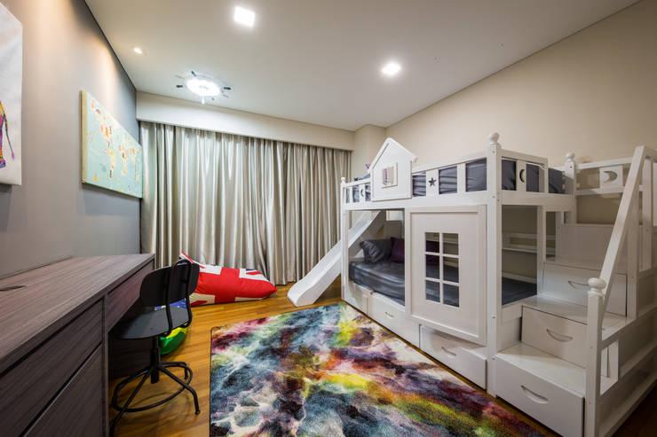 One KL @ KLCC:  Bedroom by Twelve Empire Sdn Bhd