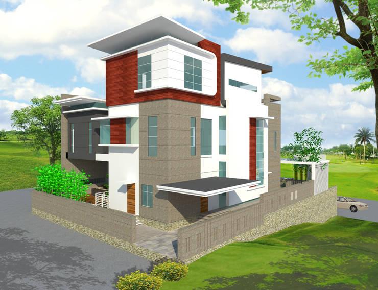 PT. 8968 House:   by Arkitek Axis