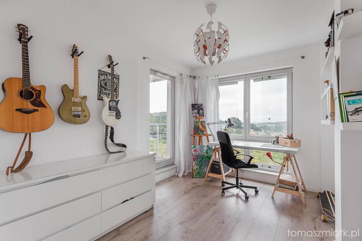 Zdjęcia nieruchomości: styl , w kategorii Domowe biuro i gabinet zaprojektowany przez Tomasz Miotk Fotografia