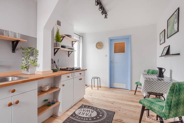Zdjęcia nieruchomości: styl , w kategorii Kuchnia zaprojektowany przez Tomasz Miotk Fotografia