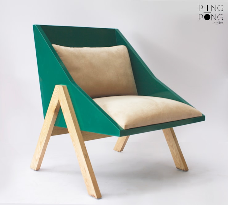 modern  by PingPong Atelier Furniture, Modern