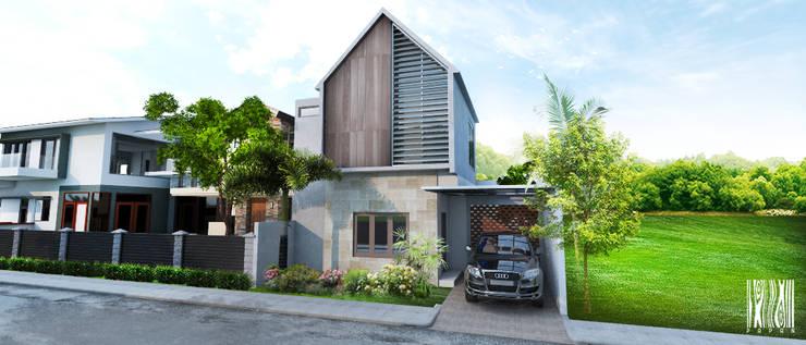 Rumah Bapak Yusuf:   by Papan Architect