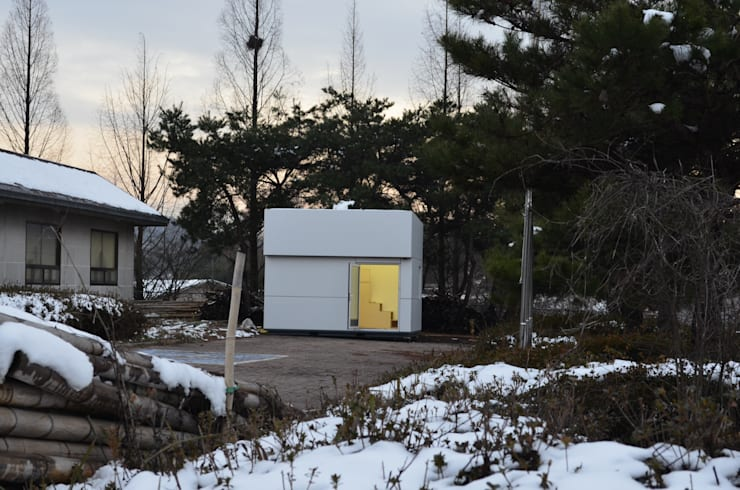 房子 by 마룸, 簡約風