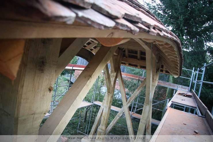 Toranlage aus Eiche massiv Rustikale Veranstaltungsorte von Thisalo GmbH Rustikal