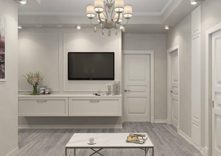 Living room by Вира-АртСтрой, Classic
