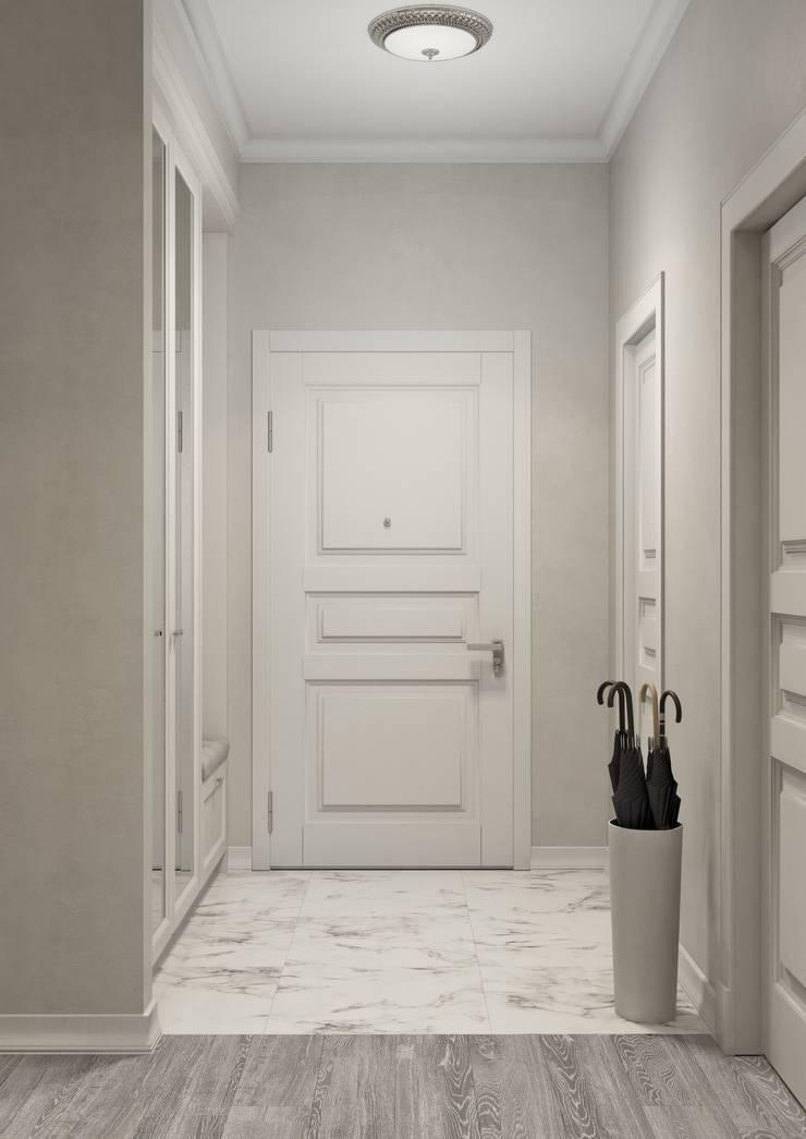 Corridor & hallway by Вира-АртСтрой, Classic