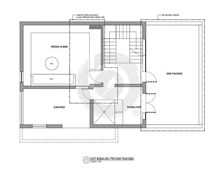 Project: HO1525 Villa/ Bel Decor:   by Bel Decor