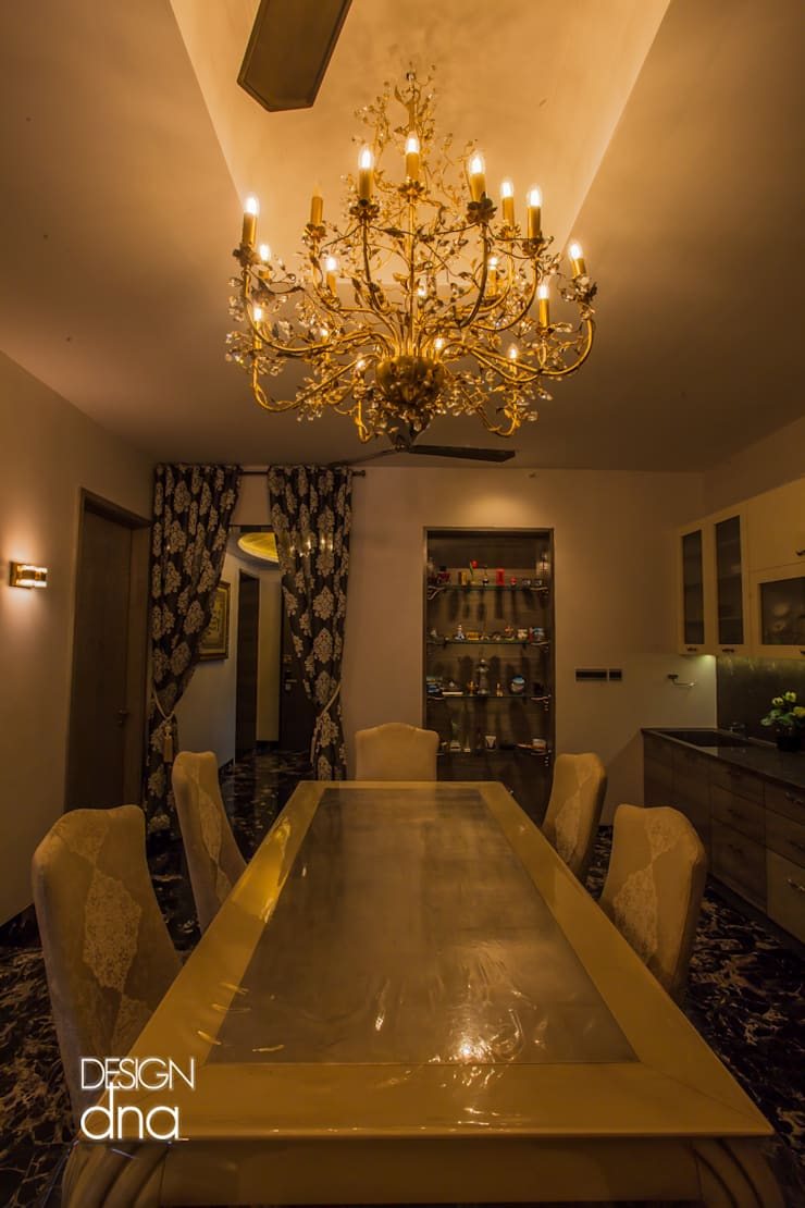 Aira Modern dining room by Design Dna Modern