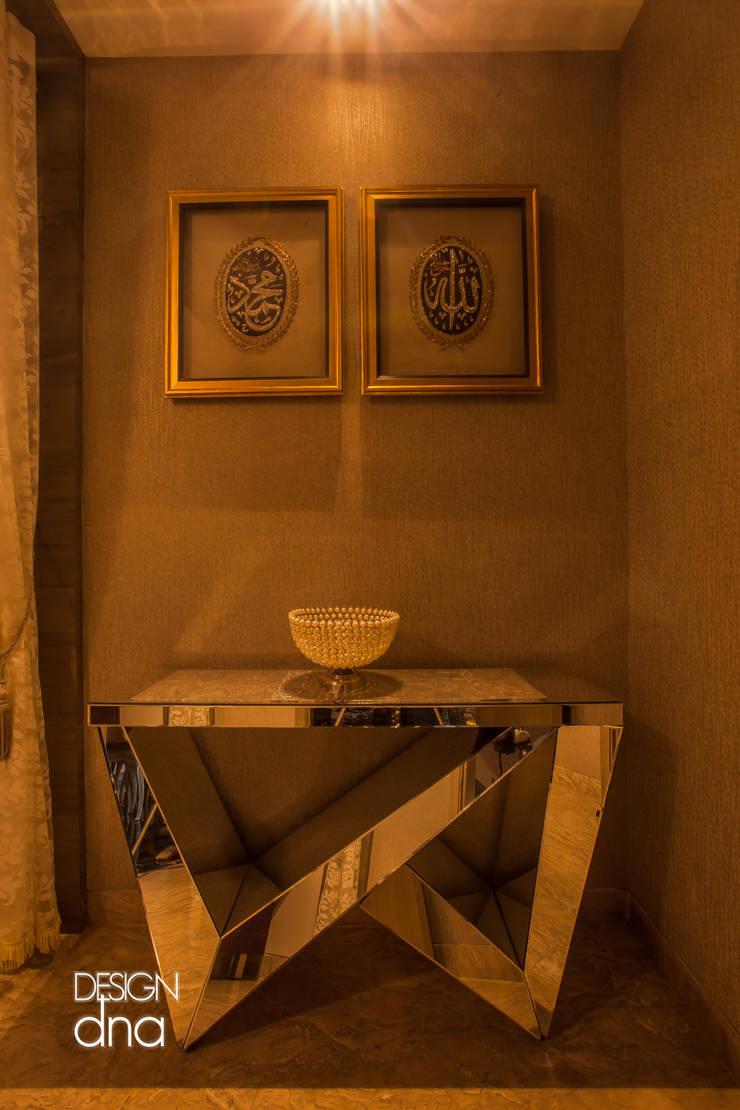 Aira Modern corridor, hallway & stairs by Design Dna Modern