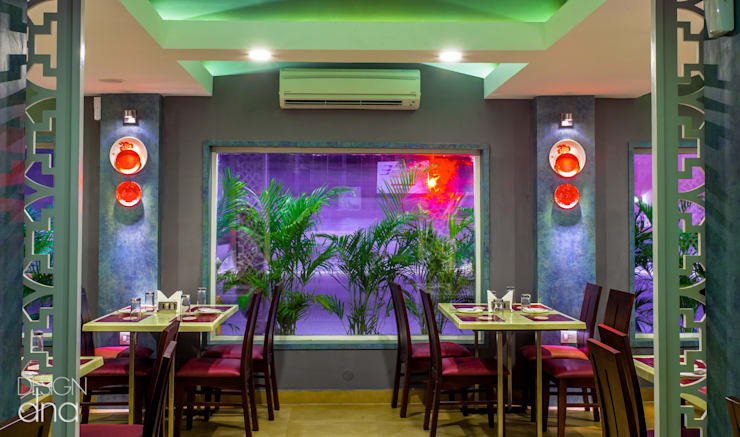 Buhari Restaurant:  Gastronomy by Design Dna,Classic