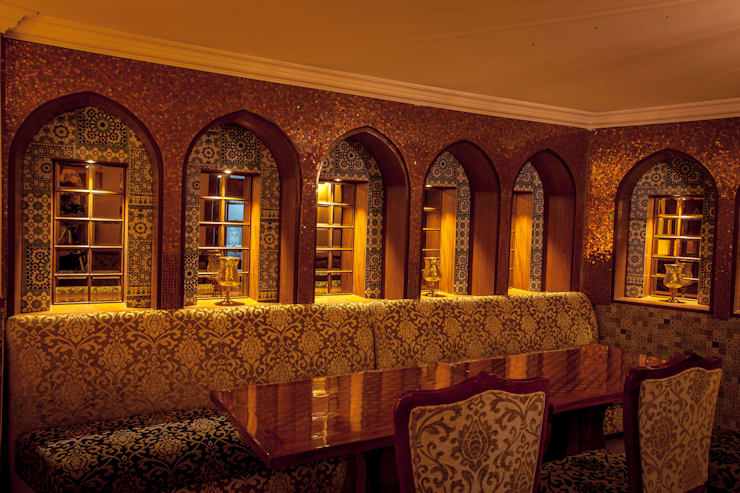 Buhari:  Dining room by Design Dna,Modern