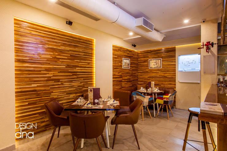Jacks Cafe:  Gastronomy by Design Dna