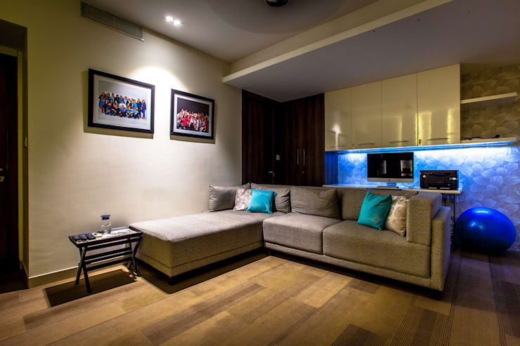 Lissy:  Living room by Design Dna