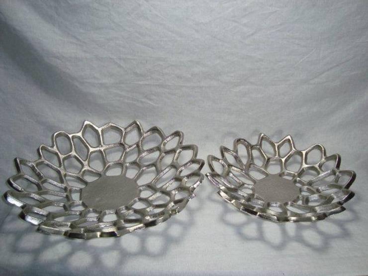 Cast Aluminum Handicraft Items:  Household by Hi-tech International