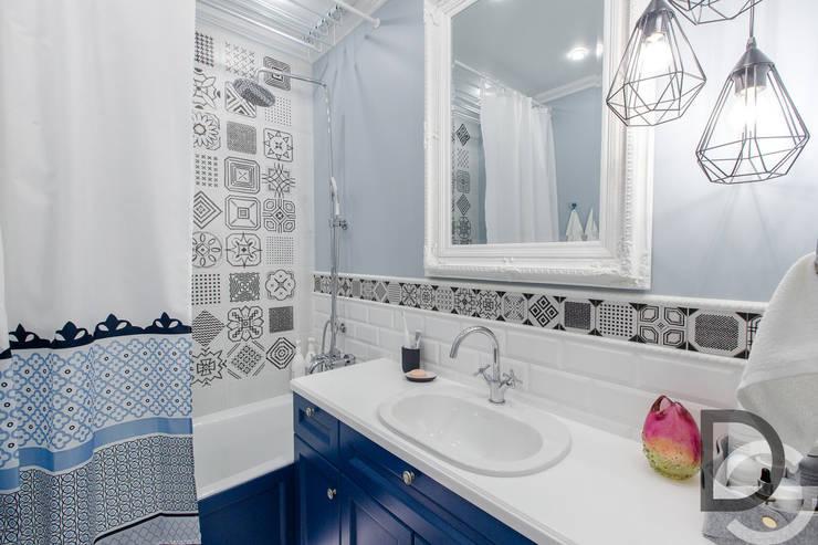 Ванная комната: Ванные комнаты в . Автор – Design Service