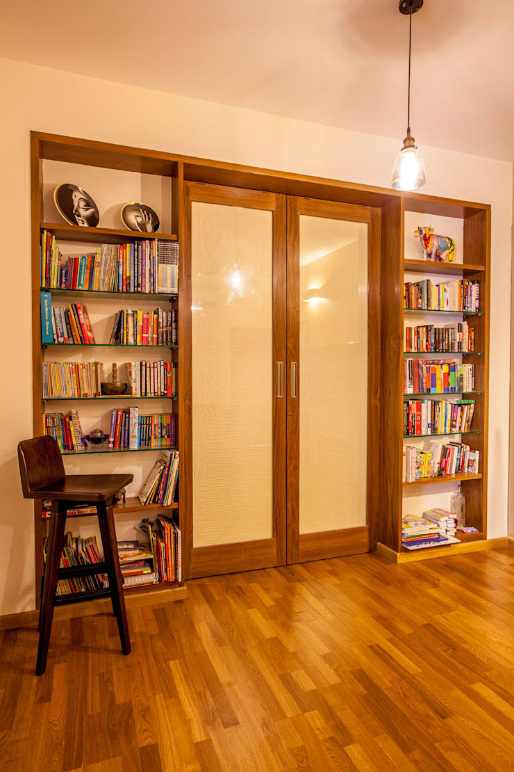 Paven:  Living room by Design Dna,Modern